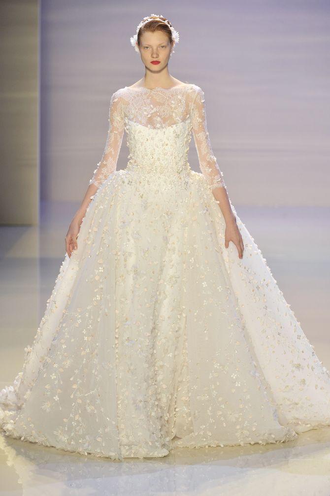 Georges Hobeika Haute Couture autunno inverno 2014 2015