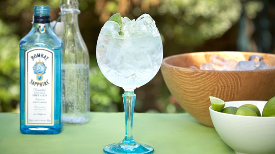 The Ultimate Bombay Sapphire Gin And Tonic