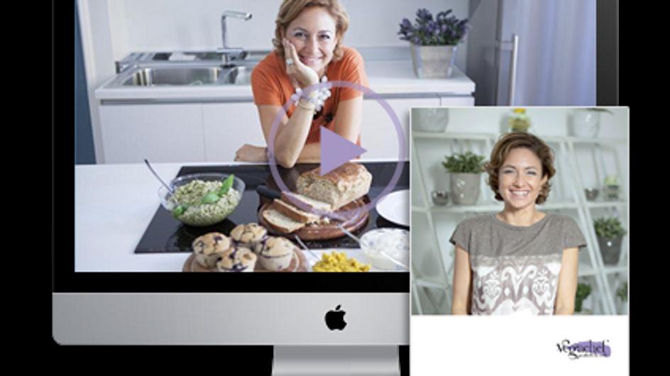 Impara a cucinare in modo naturale con il webinar di Vegachef