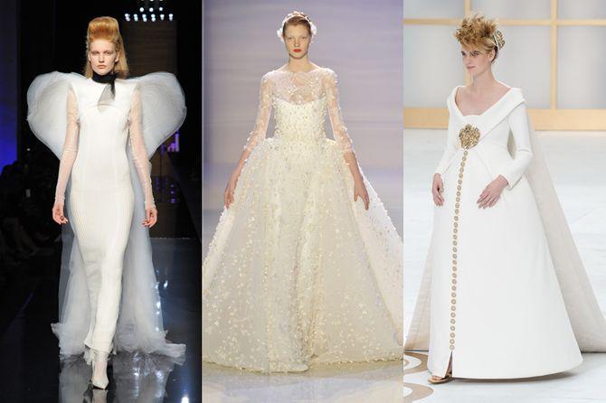Gli abiti da sposa Haute Couture più belli
