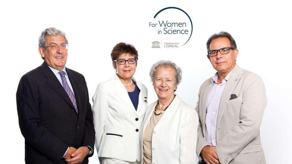 Cinco científicas españolas reciben un merecido reconocimiento