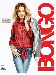 Vanessa Hudgens pour Bongo