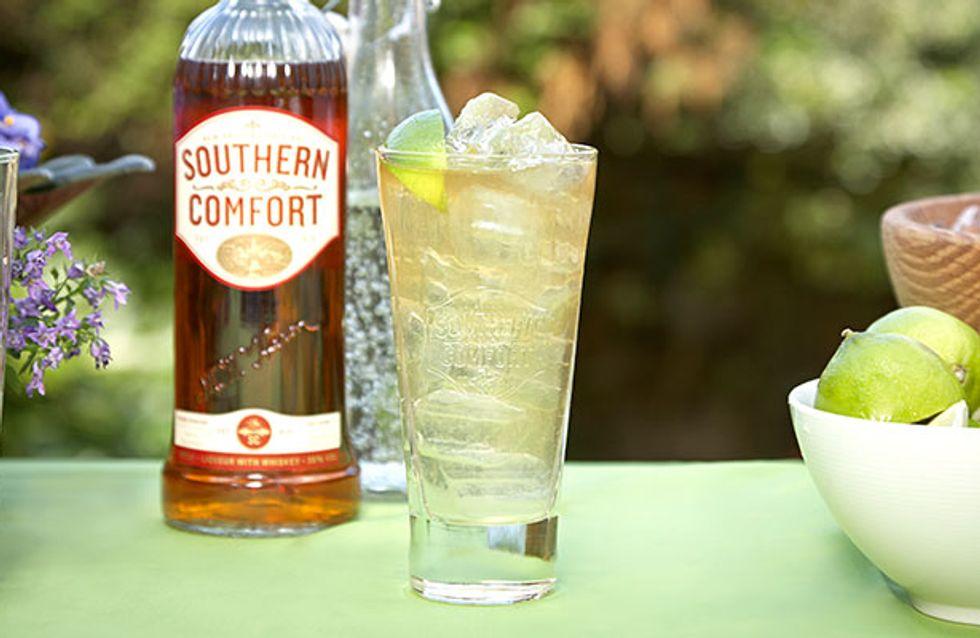 Southern Comfort And Lemonade Just Got Better
