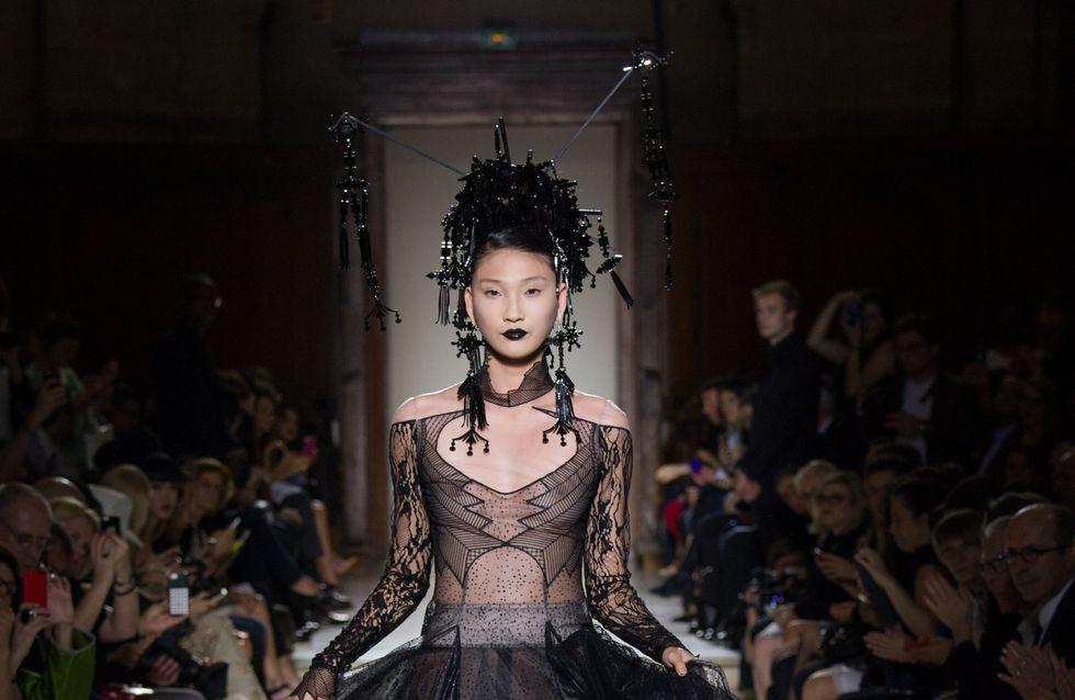 Julien Fournié : Le défilé Haute Couture Automne-Hiver 2014/2015 en vidéo