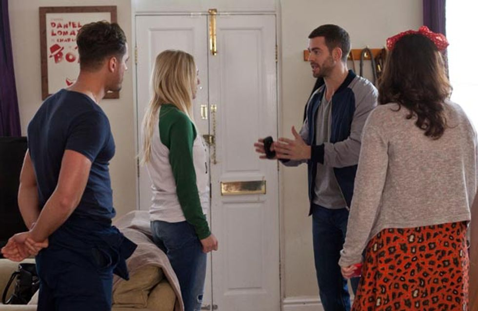 Hollyoaks 22/07 – Will any of the Roscoes believe their loved one's plea?