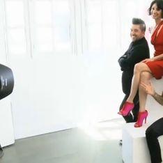 Danse avec les stars 5 : Les premières images du nouveau jury avec M. Pokora (Vidéo)