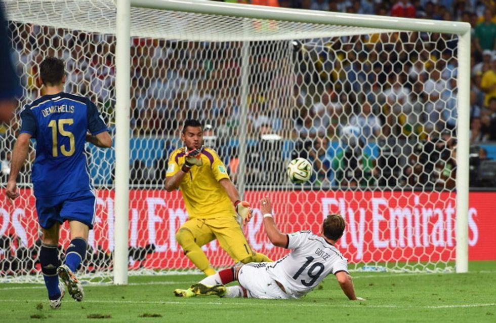 La Germania vince i Mondiali 2014