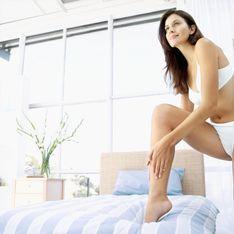 Des jambes de mannequin grâce à un fond de teint ?