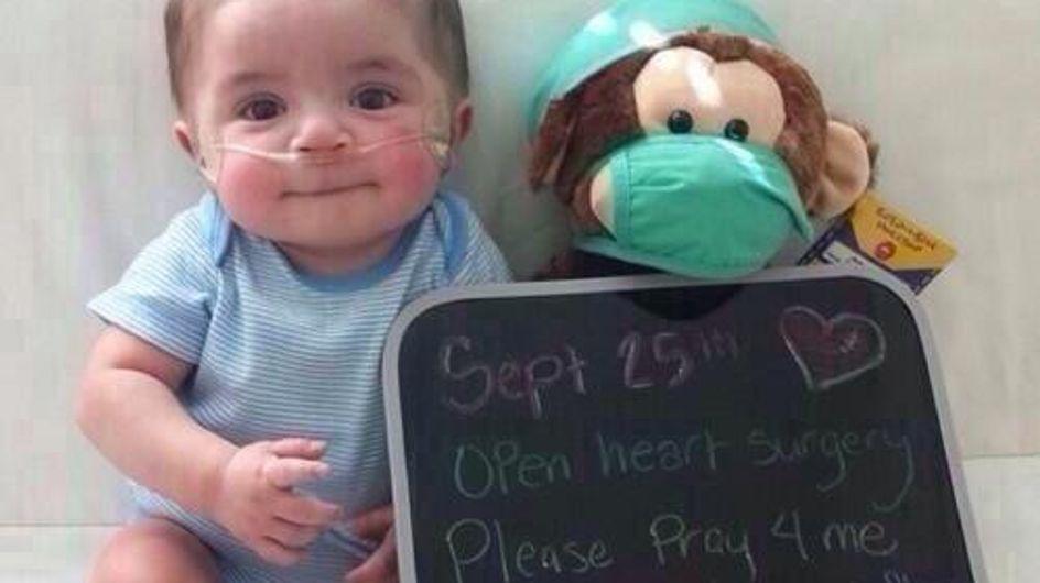 Der Junge mit dem halben Herzen: Wie der kleine Camilo Menschen auf der ganzen Welt berührt ...