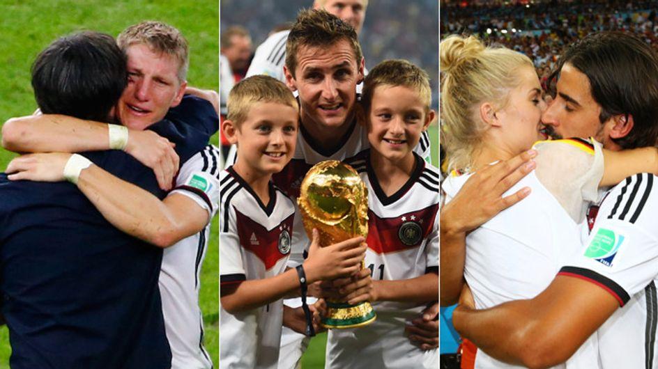 Hurra, Weltmeister! ♥ Diese Bilder gehen uns direkt ins Herz!