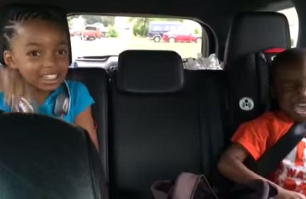 Unos padres quisieron sorprender a sus hijos… ¡y la sorpresa se la llevaron ellos!