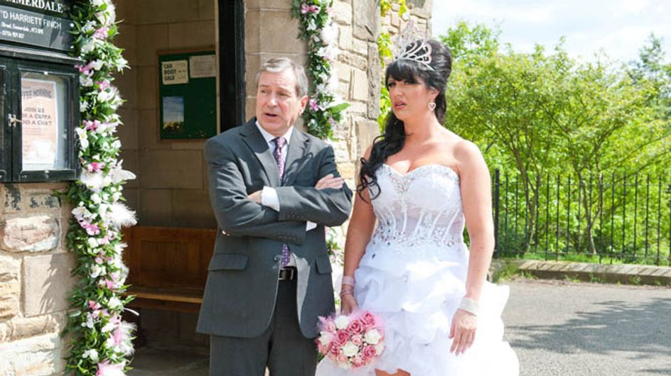 Emmerdale 22/07 – It's a wedding day to remember