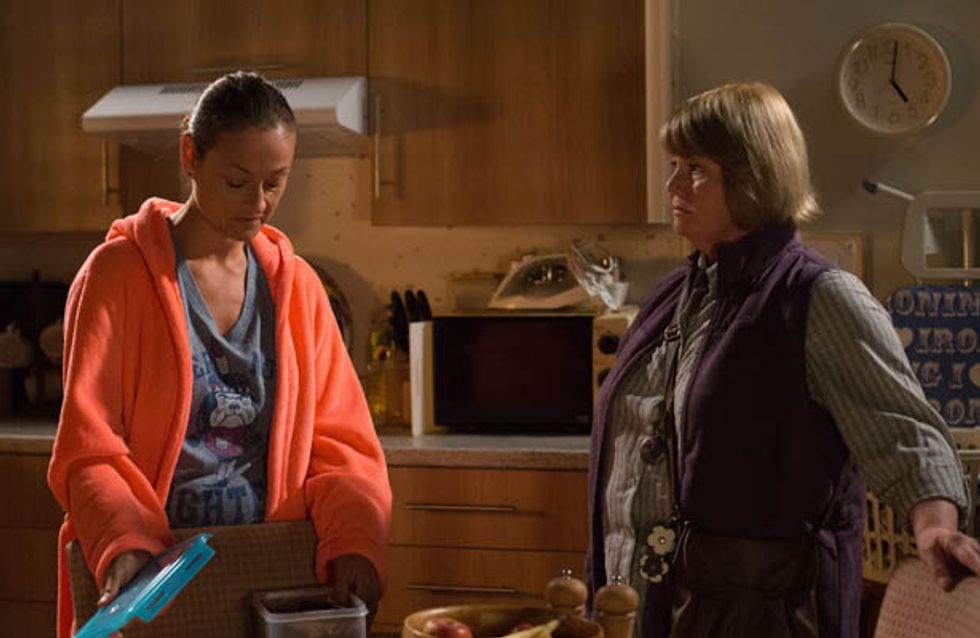 Eastenders 24/07 – Linda worries about Sharon
