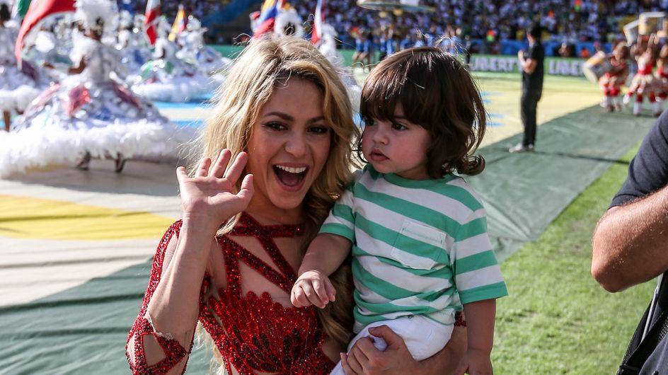 ¿Está Shakira de nuevo embarazada?