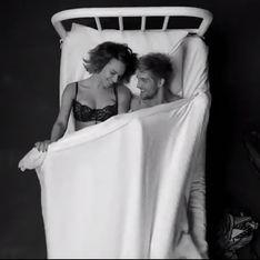Un vídeo sorprendente: ¿qué pasaría si tuvieras que desnudarte y meterte en la cama con un desconocido?