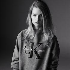 Kate Moss : Découvrez les photos de sa sœur Lottie pour la nouvelle campagne Calvin Klein