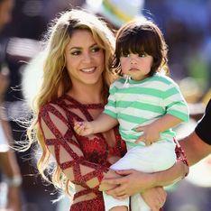 Shakira : Radieuse avec son petit Milan pour la cérémonie de clôture de la Coupe du monde