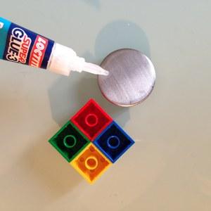 Etape 9 - Tuto Magnet LEGO