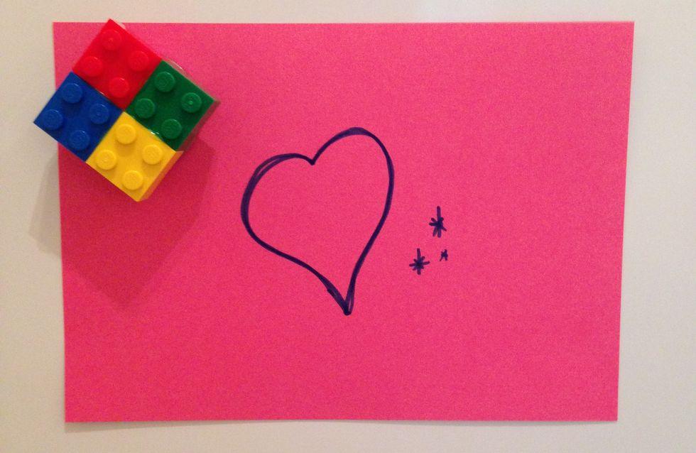 Tuto : réalisez des magnets fun et colorés en briques LEGO® !