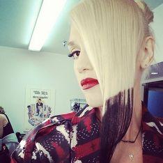 Gwen Stefani : Un beautylook surprenant mais convaincant (Photos)