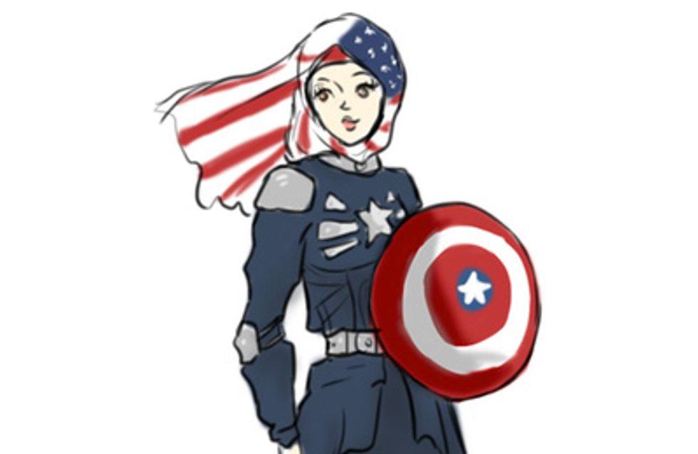 Las superheroínas de Marvel se visten con hijab