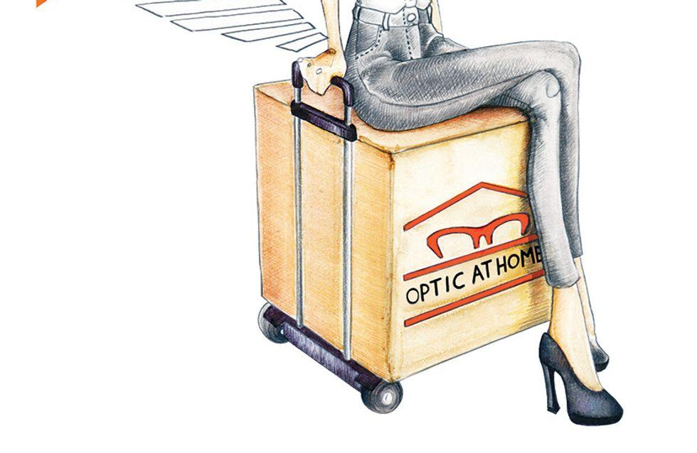 Optic At Home, wanneer het leuk is een bril te kiezen