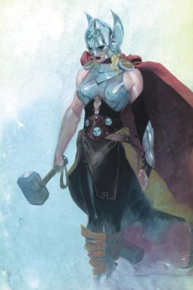 Thor devient femme