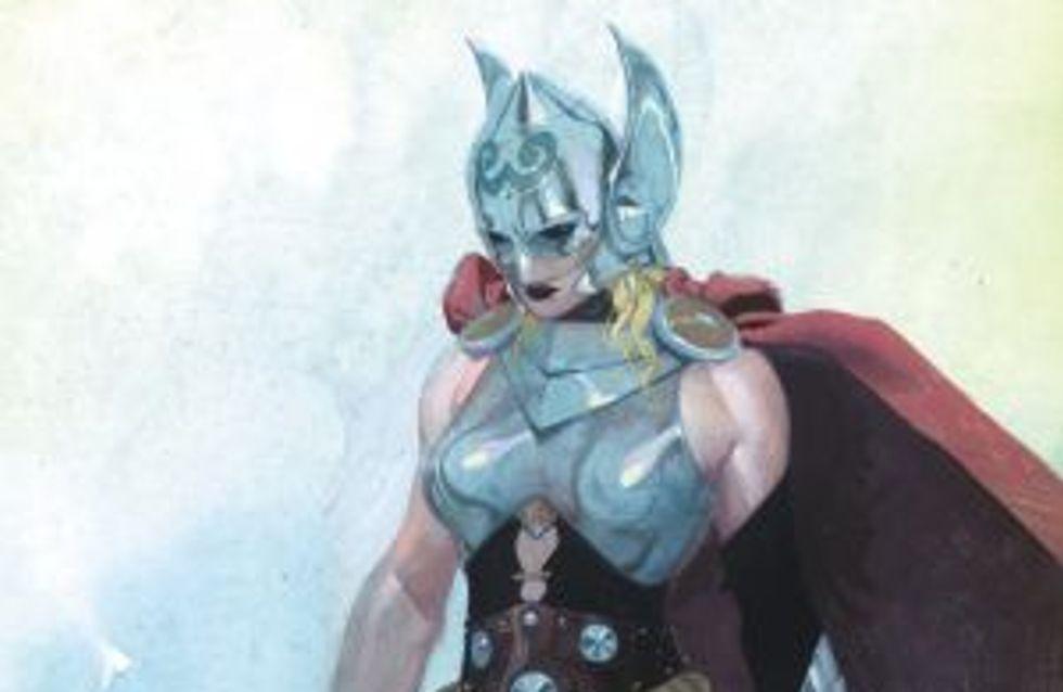 Thor : Le super-héros ultra-viril devient... une femme !