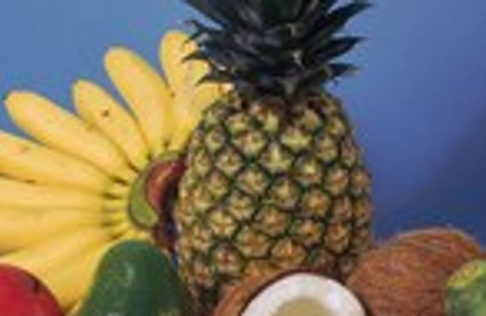 All about tropical fruit