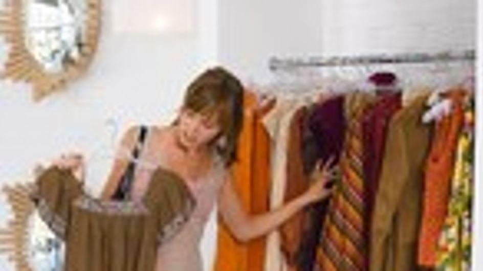 Shopping at the sales