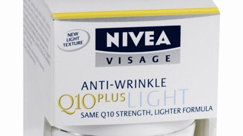 Editor's pick: Nivea SPF face cream