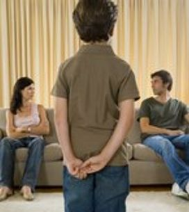 Explaining divorce to your children