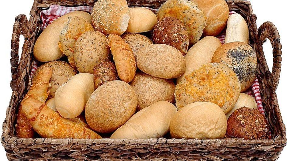 Calories in bread