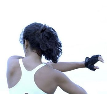 How to get a toned back