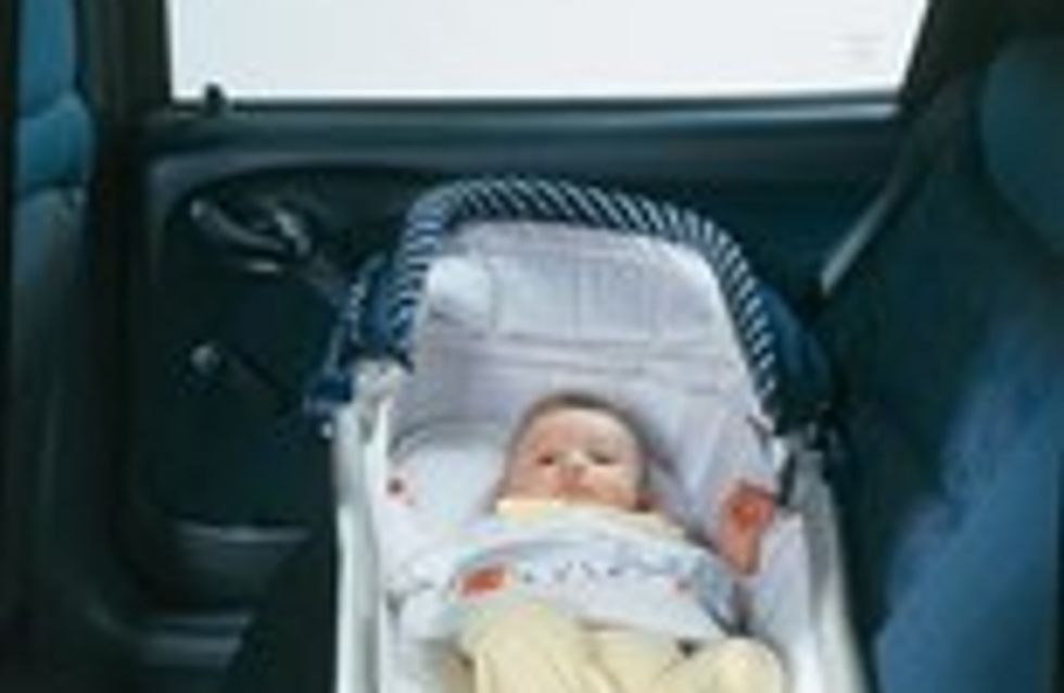 Car seats for babies and children