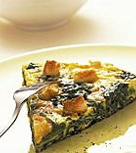 Using up leftovers: quiches, cakes and puddings