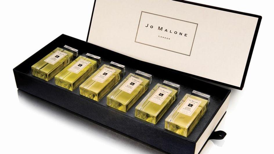 Divine! Jo Malone set of six bath oils
