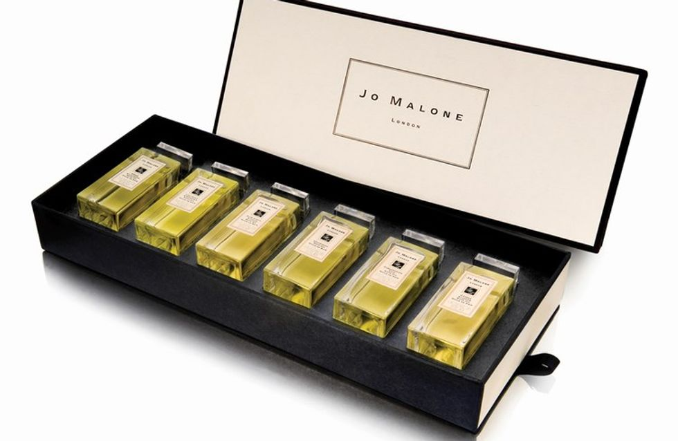 Divine! Jo Malone set of six bath oils