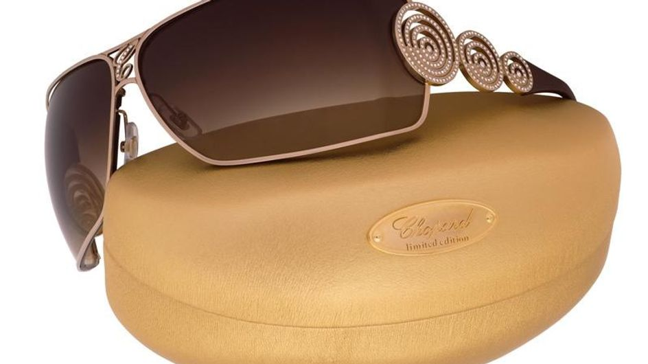 Chopard presents limited edition sunglasses
