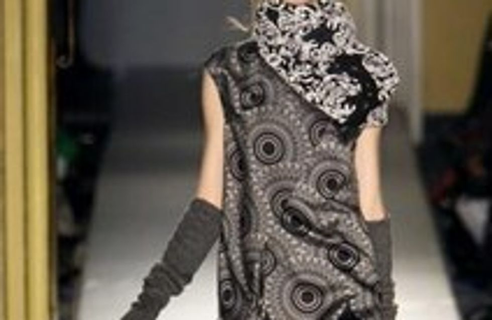 London Fashion Week: On the catwalk today