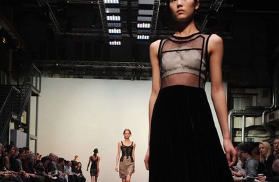 London Fashion Week: Christopher Kane catwalk report
