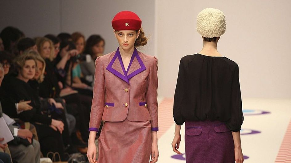 London Fashion Week: Eley Kishimoto catwalk report
