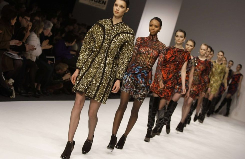 London Fashion Week: Peter Pilotto catwalk report