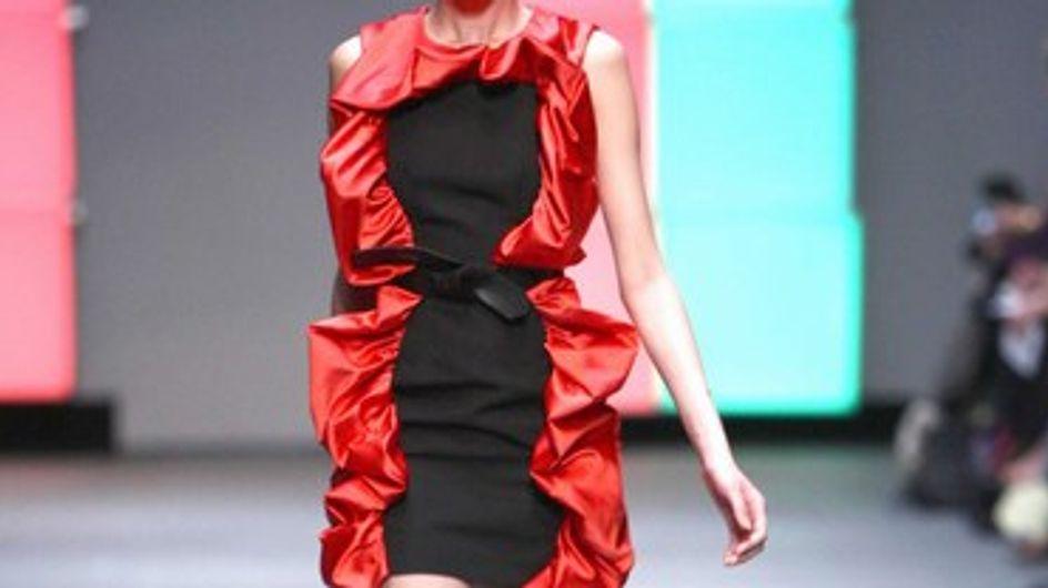 London Fashion Week: Marios Schwab catwalk report