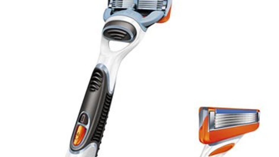 New power razor from Gillette