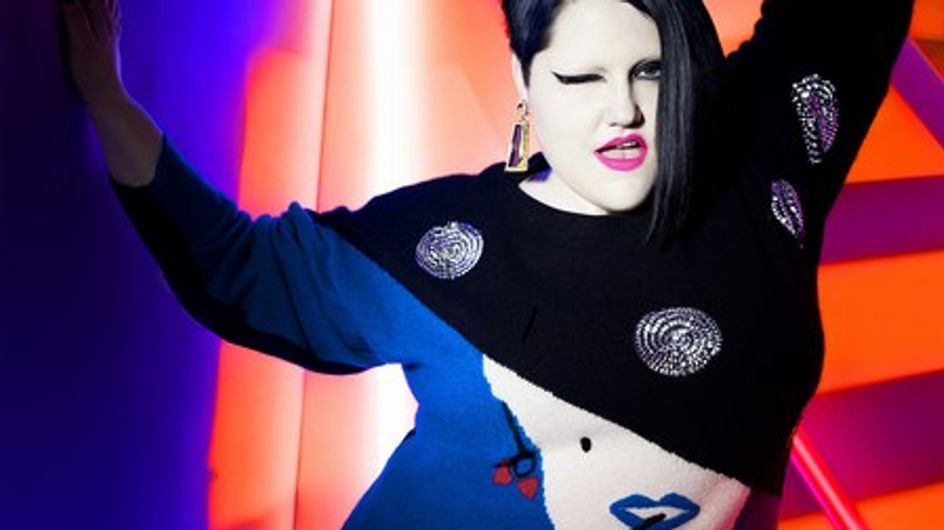 Beth Ditto designs plus-size range for Evans