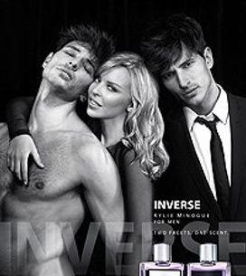Kylie launches men's fragrance