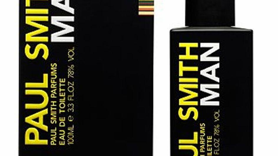 Paul Smith's new MAN fragrance