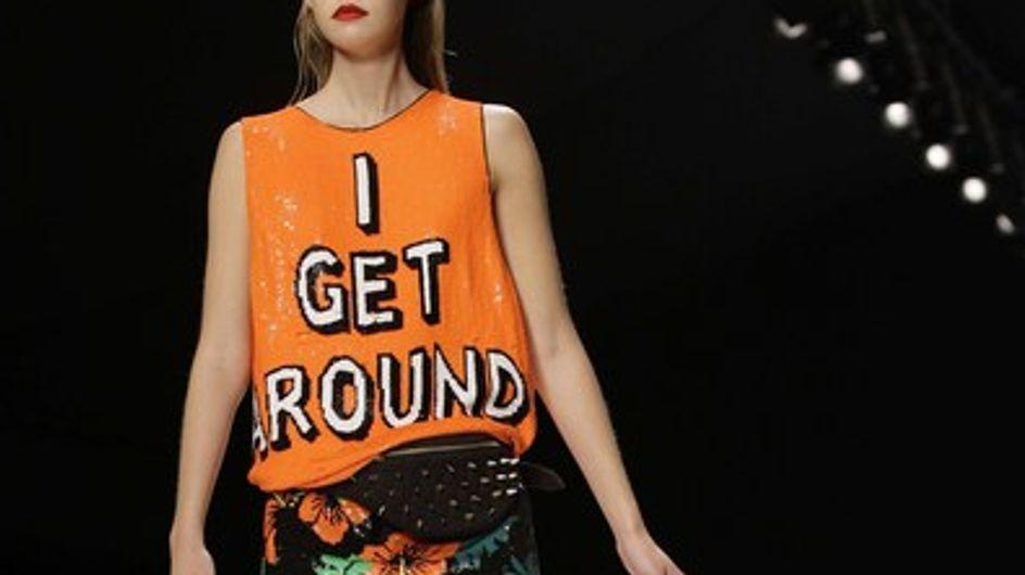 London Fashion Week: Ashish catwalk report