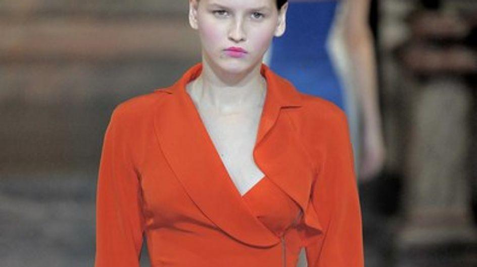 London Fashion Week: Antonio Berardi catwalk report